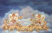 Dona Gelsinger, CHILDREN, paintings(USGE0001/3,#K#) Kinder, niños, illustrations, pinturas ,everyday