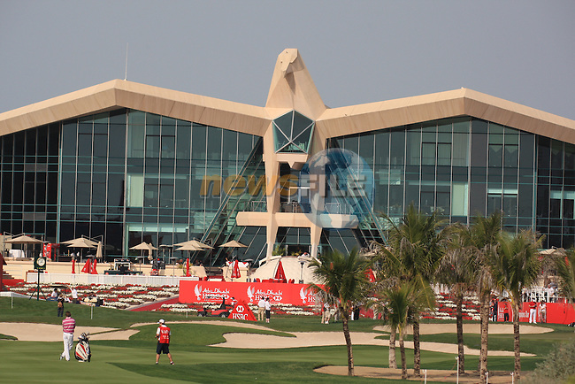 . on day one of the Abu Dhabi HSBC Golf Championship 2011, at the Abu Dhabi golf club, UAE. 20/1/11..Picture Fran Caffrey/www.golffile.ie.