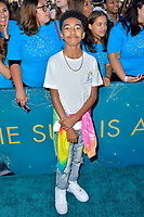 Miles Brown bei der Weltpremiere des Kinofilms 'The Sun Is Also a Star' in den Pacific Theaters at the Grove. Los Angeles, 13.05.2019