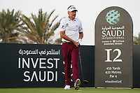 Ian Poulter (ENG) on the 12th during Round 2 of the Saudi International at the Royal Greens Golf and Country Club, King Abdullah Economic City, Saudi Arabia. 31/01/2020<br /> Picture: Golffile | Thos Caffrey<br /> <br /> <br /> All photo usage must carry mandatory copyright credit (© Golffile | Thos Caffrey)