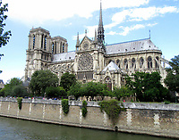 FILE Notre Dame Cathedral, Paris