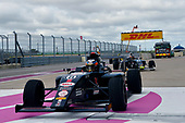 F4 US Championship<br /> Rounds 19-20<br /> Circuit of The Americas, Austin, TX USA<br /> Sunday 22 October 2017<br /> Kyle Kirkwood wins round 20<br /> World Copyright: Gavin Baker<br /> LAT Images