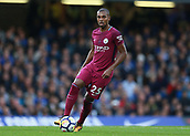 30th September 2017, Stamford Bridge, London, England; EPL Premier League football, Chelsea versus Manchester City; Fernandinho of Manchester City in action