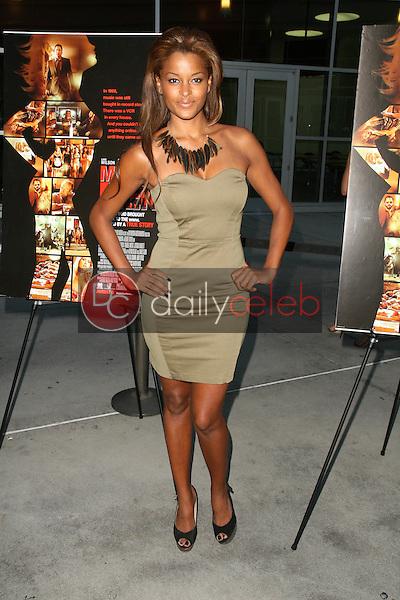 "Claudia Jordan<br /> at the ""Middle Men"" Los Angeles Premiere, Arclight, Hollywood, CA. 08-05-10<br /> David Edwards/DailyCeleb.com 818-249-4998"