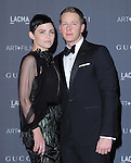Ginnifer Goodwin and Josh Dallas at The LACMA 2012 Art + Film Gala held at LACMA in Los Angeles, California on October 27,2012                                                                   Copyright 2012  DVS / Hollywood Press Agency