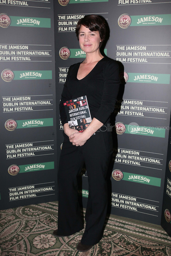 25/1/2011. Jameson Dublin International Film Festival Actor Maura Tierney (ER, Liar Liar) is pictured at the Merrion hotel for the launch of the launch 9th Jameson Dublin International Film Festival Programme. The full programme will be available on the website www.jdiff.com from midnight on 25th Jan, with tickets going on sale online and through the ticketing office on 01 687 7974. The festival also has a new free iPhone and Android app to download for a full list of festival events.The Jameson Dublin International Film Festival, Ireland's premiere film event, takes place from the 17th-27th February 2011. For these 11 days Picture James Horan/Collins
