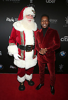 17 November 2019 - Los Angeles, California - Leslie Odom Jr, Santa Claus. 2019 Christmas At The Grove: A Festive Tree Lighting held at The Grove. Photo Credit: FS/AdMedia