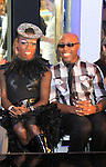 Ebonee Excell attends Celebrity Fashion Stylist Felix Mercado's Fashion Nght Out Runway Show and After Party was held on September 6, 2012 at Loehmann's, New York City, New York with celebrities Jordana Brewster (As The World Turns, Dallas and Fast and the Furious), Lisa Vanderpump (The Real Housewives of Beverly Hills with husband Ken Todd and doggie Giggy (Gigolo) and Iris Apfel (fashion muse).  (Photo by Sue Coflin/Max Photos)