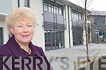 Back to school: Bridie Murphy, principal of the Nano Nagle Special School in Listowel where senior students are settling into the new EUR2.3M building.   Copyright Kerry's Eye 2008