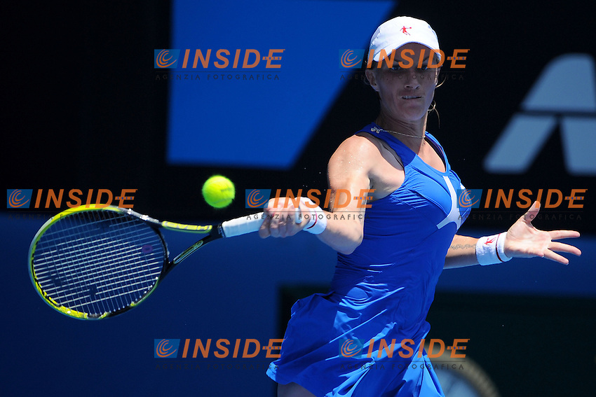 Svetlana Kuznetsova (RUS) .Melbourne 21/1/2013.Tennis Australian Open.Foto Virginie Bouyer / Sportmag / Panoramic / Insidefoto.ITALY ONLY