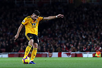 Rubén Neves of Wolves during Arsenal vs Wolverhampton Wanderers, Premier League Football at the Emirates Stadium on 11th November 2018