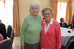Kitty McCarthy and Lily Cullen at the Annual Summer Party in Drogheda Community Services Centre...(Photo credit should read Jenny Matthews www.newsfile.ie)....This Picture has been sent you under the conditions enclosed by:.Newsfile Ltd..The Studio,.Millmount Abbey,.Drogheda,.Co Meath..Ireland..Tel: +353(0)41-9871240.Fax: +353(0)41-9871260.GSM: +353(0)86-2500958.email: pictures@newsfile.ie.www.newsfile.ie.