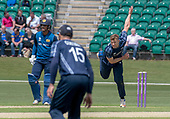 Cricket Scotland - Scotland V Sri Lanka at Kent County cricket ground at Benkenham, in the first of two matches on Sunday (today and Tuesday) - Richie berrington - picture by Donald MacLeod - 21.05.2017 - 07702 319 738 - clanmacleod@btinternet.com - www.donald-macleod.com