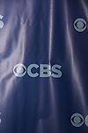 CBS Logo at the CBS Upfront 2011 on May 18, 2011 at Lincoln Center, New York City, New York. (Photo by Sue Coflin/Max Photos)