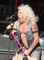 NEW YORK, NY-September 02: Dee Snider of Twisted Sister performed on Fox & Friends All-American Summer Concert Series in New York. NY September 02, 2016. Credit:RW/MediaPunch
