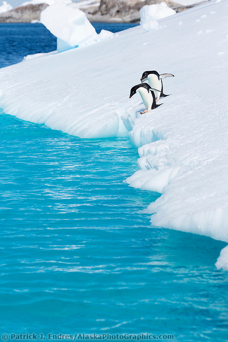 Peterman Island, Antarctic peninsula