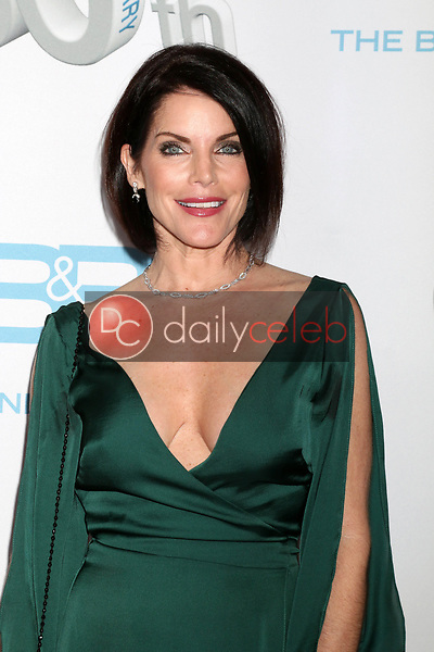"Lesli Kay<br /> at the ""The Bold and The Beautiful"" 30th Anniversary Party, Clifton's Downtown, Los Angeles, CA 03-18-17<br /> David Edwards/DailyCeleb.com 818-249-4998"