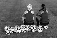 USWNT Black and White Feature, February 24, 2018