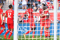 Chicago Fire vs New York Red Bulls, July 31, 2016