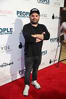 LOS ANGELES, CA - NOVEMBER 13: Nick Thune at People You May Know at The Pacific Theatre at The Grove in Los Angeles, California on November 13, 2017. Credit: Robin Lori/MediaPunch /NortePhoto.com