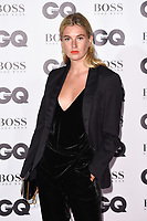 Camille Cherriere at the the GQ Men of the Year Awards 2017 at the Tate Modern, London, UK. <br /> 05 September  2017<br /> Picture: Steve Vas/Featureflash/SilverHub 0208 004 5359 sales@silverhubmedia.com