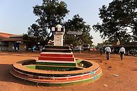 Afrika SUED-SUDAN  Bahr el Ghazal region , Lakes State, Rumbek /<br /> Africa SOUTH SUDAN  Bahr al Ghazal region , Lakes State, town Rumbek , freedom Square