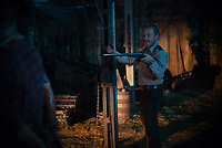 Leatherface (2017)<br /> STEPHEN DORFF<br /> *Filmstill - Editorial Use Only*<br /> CAP/FB<br /> Image supplied by Capital Pictures