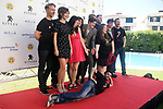 50 Festival Internacional de Cinema Fantastic de Catalunya-Sitges 2017.<br /> Anna and the Apocalypse team.