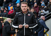 Bolton Wanderers' manager Phil Parkinson <br /> <br /> Photographer Andrew Kearns/CameraSport<br /> <br /> The EFL Sky Bet Championship - Hull City v Bolton Wanderers - Tuesday 1st January 2019 - KC Stadium - Hull<br /> <br /> World Copyright © 2019 CameraSport. All rights reserved. 43 Linden Ave. Countesthorpe. Leicester. England. LE8 5PG - Tel: +44 (0) 116 277 4147 - admin@camerasport.com - www.camerasport.com
