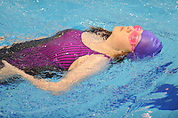 ZWEMMEN: HEERENVEEN: 01-11-2014, SportStad, NK parazwemmen, Arrianne Goede, ©foto Martin de Jong