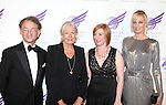 Chairman of the American Theatre Wing William Ivey Long, Vanessa Redgrave, Executive Director of the American Theatre Wing Heather Hitchens and Joely Richardson attending the American Theatre Wing's annual gala at the Plaza Hotel on Monday Sept. 24, 2012 in New York.