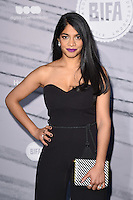 Amara Karan<br /> at the British Independent Film Awards 2016, Old Billingsgate, London.<br /> <br /> <br /> ©Ash Knotek  D3209  04/12/2016