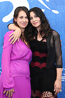 VENICE, ITALY - SEPTEMBER 09: Sloboda Micalovic &amp; Monica Bellucci attends a photocall for 'On The Milky Road' during the 73rd Venice Film Festival at Palazzo del Casino on September 9, 2016 in Venice, Italy. <br /> CAP/GOL<br /> &copy;GOL/Capital Pictures /MediaPunch ***NORTH AND SOUTH AMERICAS ONLY***