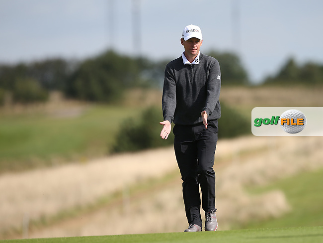 Anders Hansen (DEN) will be one to watch during the Made in Denmark 2014 Pro-Am from the Himmerland Golf & Spa Resort, Aalborg, Denmark. Picture:  David Lloyd / www.golffile.ie