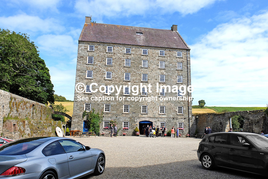 The Mill at Ballydugan, Downpatrick, Co Down, N Ireland, UK, restaurant, guest house, bed &amp; breakfast, August, 2015, 201508171284<br /> <br /> Copyright Image from Victor Patterson, 54 Dorchester Park, Belfast, UK, BT9 6RJ<br /> <br /> t: +44 28 9066 1296<br /> m: +44 7802 353836<br /> vm +44 20 8816 7153<br /> <br /> e1: victorpatterson@me.com<br /> e2: victorpatterson@gmail.com<br /> <br /> www.victorpatterson.com<br /> <br /> IMPORTANT: Please see my Terms and Conditions of Use at www.victorpatterson.com
