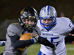 2015 McQueen at Galena football