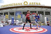 31.07.2013: Eintracht Frankfurt Saisoneröffnung