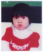 Hong Mengyuan (2), born in Oct 2005. Missing in Hu Jia Wan of Huangshi on 29 April 2008.  Girls in China are increasingly targeted and stolen as there is a shortage of wives as the gender imbalance widens with 120 boys for every 100 girls..PHOTO BY SINOPIX