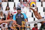 30.05.2015, Moskau, Vodny Stadion<br /> Moskau Grand Slam, Main Draw / Viertelfinale<br /> <br /> Feature Schiedsrichter, Schiri<br /> <br />   Foto © nordphoto / Kurth