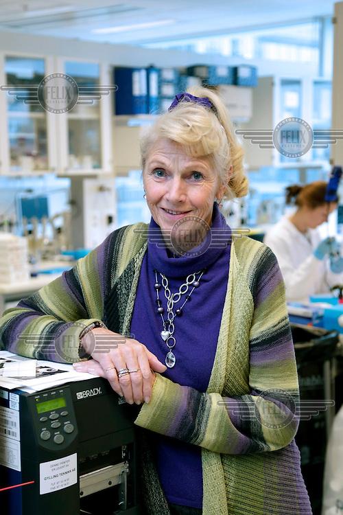 Professor  Anne-Lise B&oslash;rresen-Dale <br /> <br /> Department of Genetics, Institute for Cancer Research<br /> The Norwegian Radium Hospital<br /> <br />  Seksjon for genetikk (KRF) (Seksjonsleder) - Oslo universitetssykehus HF. Institutt for kreftforskning (professor ii)<br /> <br /> <br /> photo: Fredrik Naumann/Felix Features