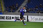 GAMBA OSAKA (JPN)vs JEJU UNITED FC (KOR)<br /> )AFC Champions League Group H at the Suita City Football Stadium, on  01 March 2017 in<br /> Osaka,Japan<br /> ADEMILSON#09 of Gamba OSAKA<br /> Photo by Kazuaki Matsunaga/Agece SHOT
