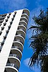 Highrise flats in Sydney Australia