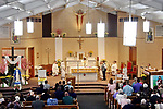 First Holy Communions Sacred Heart Sidney 5/12/18