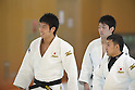 (L-R) Takanori Nagase, Naohisa Takato (JPN), <br /> JULY 27, 2016 - Judo : <br /> Men's Japan national team training session <br /> for Rio Olympic Games 2016 <br /> at Ajinomoto National Training Center, Tokyo, Japan. <br /> (Photo by AFLO SPORT)