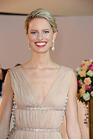 """Karolína Kurkova attending the """"Rosenball"""" Charity Gala in favor of the """"Stiftung Deutsche Schlaganfallhilfe"""" held at the Hotel Intercontinental in Berlin, Germany, 09.06.2012..Credit: Michael Timm/face to face /MediaPunch Inc. ***FOR USA ONLY*** NORTEPHOTO.COM"""