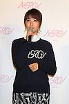 Ako Mizuki, SEPTEMBER 17, 2015 : Model Ako Mizuki promotes the new NERGY SHIBUYA store in Tokyo, Japan on September 17, 2015. (Photo by AFLO)