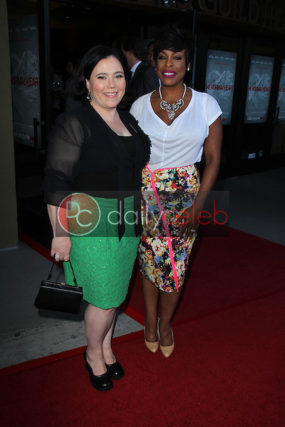 Alex Borstein, Niecy Nash<br />
