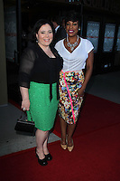 """Alex Borstein, Niecy Nash<br /> at the HBO Premiere of """"The Normal Heart,"""" WGA Theater, Beverly Hills, CA 05-19-14<br /> David Edwards/DailyCeleb.com 818-249-4998"""