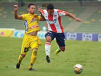 Atletico Huila vs Atletico Junior, 07-11-2015. LA II_2015