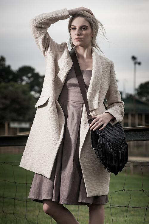Fashion With Mirella, Oakbank Racing Fashions , Georga. Pic:Nick Clayton
